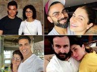 अक्षय-ट्विंकल से लेकर सैफ- करीना तक, शादी करने से पहले लिव-इन रिलेशन में रह चुके हैं ये बॉलीवुड सेलेब्स|बॉलीवुड,Bollywood - Dainik Bhaskar
