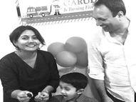 मुंबई में एक महिला अपने 7 साल के बेटे के साथ 12वीं मंजिल से कूदी, दोनों की मौत; एक महीने पहले कोरोना ने पति को छीन लिया था महाराष्ट्र,Maharashtra - Dainik Bhaskar