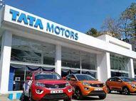 टाटा मोटर्स का घाटा 47% घटकर 4,450 करोड़ रुपए हुआ, लेकिन रेवेन्यू 66,406 करोड़ रुपए रहा|इकोनॉमी,Economy - Money Bhaskar