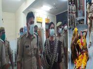 संतकबीरनगर में पिता को पुलिस ने 3 दिन तक थाने में बंद करके पीटा, मौत हो गई तो अस्पताल में शव छोड़कर भाग निकले; SHO सस्पेंड|गोरखपुर,Gorakhpur - Money Bhaskar