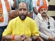 वाराणसी में अनिल सिंह बोले, मुगल काल से भी ज्यादा मंदिर भाजपा सरकार में टूटे, 15 अगस्त से काशी-अयोध्या में शुरू करेंगे पदयात्रा|वाराणसी,Varanasi - Money Bhaskar