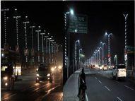 उप्र के 68 शहरों नहीं लग रही स्ट्रीट लाइटें, लखनऊ, कानपुर जैसे शहर शामिल, 470 करोड़ का भुगतान न होने से काम बंद|लखनऊ,Lucknow - Money Bhaskar