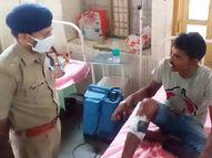 सोती हुई मौसी की हत्या कर भाग गया था युवक; विरोध पर मौसेरे भाई और एक अन्य मौसी को भी किया था घायल|गोरखपुर,Gorakhpur - Money Bhaskar