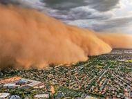 150 मीटर ऊंचा रेतीला तूफान; ढंक गया अमेरिकी शहर, दिन में ही अंधेरा छाया|विदेश,International - Money Bhaskar