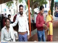 उधार पैसे मांगकर बीमार पत्नी का इलाज कराने ले जा रहे थे जिला अस्पताल; पीछे से तेज रफ्तार ट्रक ने मार दी टक्कर|मध्य प्रदेश,Madhya Pradesh - Money Bhaskar