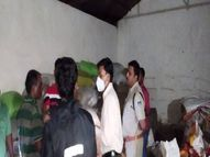 लाखों रुपए की उड़द-मूंग सहित 600 क्विंटल चावल भरे मिले, दोनों गोदाम सील, राजस्व विभाग जांच में जुटा|जबलपुर,Jabalpur - Money Bhaskar