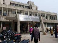 अज्ञात वाहन की टक्कर से घायल युवक की उपचार के दौरान मौत, पन्ना जिले से रेफर होकर आया था रीवा|रीवा,Rewa - Money Bhaskar