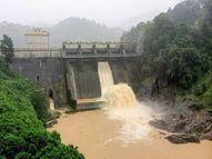 मध्य-उत्तरी इलाके में भारी बारिश के आसार, मानसून के कई सिस्टम के असर से आई भारी नमी रायपुर,Raipur - Money Bhaskar