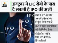 LIC का IPO दिसंबर तक आएगा, वित्तमंत्री की चेतावनी के बाद तेजी से हो रहा है काम|इकोनॉमी,Economy - Money Bhaskar