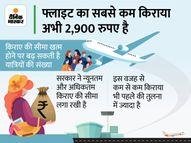 ज्यादा किराए की वजह से एयरलाइंस कंपनियों को आ रही हैं दिक्कतें, छोटी एयरलाइंस ज्यादा प्रभावित हो रही हैं|इकोनॉमी,Economy - Money Bhaskar
