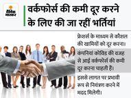 सीनियर पदों पर भर्ती करने के बाद अब फ्रेशर्स की तलाश में भारतीय कंपनियां|कंज्यूमर,Consumer - Money Bhaskar