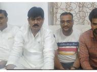 राज्यमंत्री बोले- पीएम मोदी के नेतृत्व में देश का हुआ विकास, नरेंद्र मोदी के जन्मदिन से बूथ स्तर पर 20 दिन चलेंगे सामाजिक सेवा के कार्य|भिंड,Bhind - Money Bhaskar
