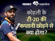 कोहली के कप्तानी छोड़ने की वजह सिर्फ वर्कलोड? भारत में कितना सफल होगा कैप्टेंसी का यूनिवर्सल फॉर्मूला, जानिए सब कुछ एक्सप्लेनर,Explainer - Money Bhaskar