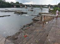 रीवा शहर में 8 स्थानों पर होगा गणेश प्रतिमाओं का विसर्जन, दो जगहों पर प्रशासन ने की तैयारी, 6 जगहों पर सीधे नदियों में बहा देते है मूर्ति रीवा,Rewa - Money Bhaskar