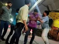 सेमरिया थाना क्षेत्र के बरौं में चोरी के संदेह पर युवक की पिटाई, अमहिया थाना अंतर्गत सिरमौर चौराहे में दुकानदारी को लेकर विवाद रीवा,Rewa - Money Bhaskar