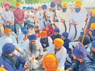विरोध को देख पुलिस ने सुबह 8:15 बजे ही आरोपी को अदालत में किया पेश, 5 दिन का मिला रिमांड|पंजाब,Punjab - Money Bhaskar