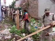 16 जगहों पर छापेमारी में भारी मात्रा में अवैध सागौन की लकड़ी और मशीन जब्त, हिरण के सींग भी किए बरामद सतना,Satna - Money Bhaskar