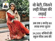 जिन्होंने क्राउड फंडिंग से जुटाई 34 हजार लड़कियों की स्कूल फीस ये मैं हूं,Yeh Mein Hoon - Money Bhaskar
