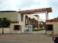 रीवा शहर के पुलिस प्रशिक्षण शाला में चोरों ने लगाई सेंध, एक साल से बंद पड़े मेस से 30 हजार के वर्तन चोरी, जिम्मेदारों ने साधी चुप्पी रीवा,Rewa - Money Bhaskar