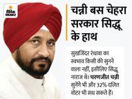 हाईकमान रंधावा पर राजी था, पर सिद्धू की नाराजगी के चलते चरणजीत सिंह चन्नी मुख्यमंत्री बने|देश,National - Money Bhaskar