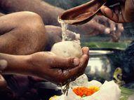 तिथियों की घट-बढ़ के चलते पूरे 17 दिन रहेंगे श्राद्ध; विधि-विधान के साथ पितरों का पूजन, अर्चन और तर्पण किया जाएगा इंदौर,Indore - Money Bhaskar