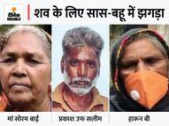 मुस्लिम लड़की से शादी कर बेटे ने नाम बदल लिया; हार्टअटैक से मौत के बाद मां बोली- अंत्येष्टि करूंगी; पत्नी-बेटी सुपुर्द-ए-खाक पर अड़ीं इंदौर,Indore - Money Bhaskar