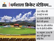 BCCI की बैठक में लिया गया फैसला; धर्मशाला में 15 मार्च को खेला जाएगा भारत-श्रीलंका के बीच T20 मुकाबला|देश,National - Money Bhaskar