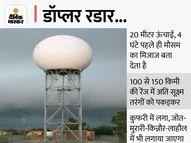 बारिश-तूफान की सटीक जानकारी मिलेगी; 150 किमी तक के मौसम में हुए बदलाव का पता लगेगा, किसानों-बागवानों को लाभ|देश,National - Money Bhaskar