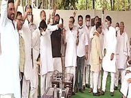 सियासी हलचलों के बीच सक्रिय हुए CM, प्रशासन गांवों के संग अभियान की तैयारियों पर की VC|जयपुर,Jaipur - Money Bhaskar
