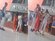 बाल खींच-खींच कर एक दूसरे को पीटते हुए दिखी लड़कियां, बॉयफ्रेंड को लेकर हुई मारपीट; वीडियो वायरल मुजफ्फरपुर,Muzaffarpur - Money Bhaskar