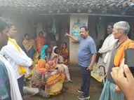 बलरामपुर जिले में 6वीं की छात्राएं सुबह गांव के पास बने बांध पर गई थीं, दो घंटे बाद मिले दोनों के शव बलरामपुर (बिलासपुर),Balrampur (Bilaspur) - Money Bhaskar