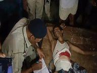 सौतेले भाई ने बड़े भाई पर चाकू से किया हमला, इलाज के लिए बनारस जाने के क्रम में हुई मौत बिहार,Bihar - Money Bhaskar