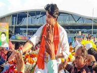केन्द्रीय मंत्री ज्योतिरादित्य के दौरे के खिलाफ हाईकोर्ट में लगाई जनहित याचिका, कोविड की तीसरी संभावित लहर का दिया हवाला|ग्वालियर,Gwalior - Money Bhaskar