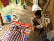 7 महीने का बच्चा रोने लगा तो मिर्गी की दवाई दे दी; पति ने मना किया, नहीं मानी तो साड़ी को गले में कसकर मार डाला महासमुंद,Mahasamund - Money Bhaskar