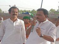 राजपुर में चुनाव चिह्न लेने के दौरान समर्थकों के बीच हुई थी मारपीट, पुलिस ने कार्यवाई करते हुए दो मुखिया प्रत्याशी को किया गिरफ्तार बिहार,Bihar - Money Bhaskar