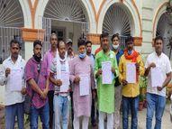 मुजफ्फरपुर में पूर्व मंत्रियों ने दी उग्र आंदोलन की चेतावनी, IG से मिलकर की कार्रवाई की मांग मुजफ्फरपुर,Muzaffarpur - Money Bhaskar