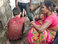 मुजफ्फरपुर में मां ने पढ़ने के लिए बेटे को पीटा, कोचिंग से लौटते वक्त नदी में कूद गया; लोगों ने कूदकर बचाई जान मुजफ्फरपुर,Muzaffarpur - Money Bhaskar