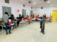 6 घंटे में तैयार किया 2 माह से अटका 20 बेड का चाइल्ड वार्ड अंबिकापुर,Ambikapur - Money Bhaskar