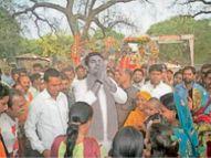 अपनी बेबाक टिप्पणी से युवाओं मेें लोकप्रिय थे युद्धवीर सिंह जूदेव जांजगीर,Janjgeer - Money Bhaskar