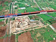 MR-10 और राऊ सर्कल फ्लायओवर तीन साल में होंगे पूरे; बायपास से शहर के दोनों एंट्री पॉइंट होंगे जाम मुक्त इंदौर,Indore - Money Bhaskar