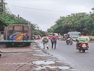 15 साल पहले रोडवेज बसें बंद हुईं, जावरा फाटक पर अभी भी बस स्टैंड, निगम को राजस्व का नुकसान|रतलाम,Ratlam - Money Bhaskar