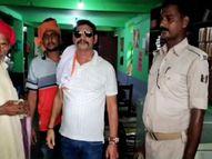 हत्या के आरोप में गया जेल में बंद है, दिवंगता पत्नी रही है मुखिया; सीवान के हसनपुरा प्रखंड कार्यालय में भरा पर्चा बिहार,Bihar - Money Bhaskar