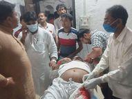 अपराधियों ने स्वर्ण कारोबारी को मारी गोली, 3 बाइक से आए 6 अपराधी, लूट के बाद फायरिंग भी बिहार,Bihar - Money Bhaskar