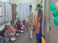 श्राद्ध शुरू होते ही इंदौर में कई जगह हुआ तर्पण, पितरों का पूरे विधि-विधान से किया पूजन, 16 दिनों तक नि:शुल्क तर्पण की भी व्यवस्था इंदौर,Indore - Money Bhaskar