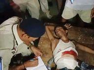 सौतेला भाई बहला कर बाइक से सुनसान जगह ले गया, पेट में घोंपा; इलाज के दौरान हुई मौत बिहार,Bihar - Money Bhaskar