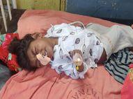 प्राइवेट अस्पतालों के बेड भी हुए फुल, हर दिन बढ़ रही मासूमों की संख्या, ICU और NICU रह रहे फुल बिहार,Bihar - Money Bhaskar