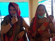 पंचायत चुनाव ने नौबतपुर के एक आंगन में खींच दी दीवारें, घर में विरोध कर बहू ने सास के खिलाफ कर दिया नॉमिनेशन पटना,Patna - Money Bhaskar
