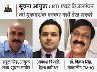 बुरहानपुर के तत्कालीन CMHO के खिलाफ गिरफ्तारी वारंट जारी किया, हेल्थ कमीश्नर को नोटिस; दो साल से आयोग का आदेश नहीं मान रहे थे|बुरहानपुर,Burhanpur - Money Bhaskar