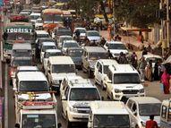 मुख्यमंत्री आज बाघम्बरी मठ के महंत नरेंद्र गिरी को श्रद्धांजलि देंगे, ट्रैफिक पुलिस ने आम लोगों से अलोपीबाग व संगम की ओर न आने की अपील की प्रयागराज (इलाहाबाद),Prayagraj (Allahabad) - Money Bhaskar