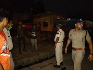 रीवा शहर में सरे राह युवक पर चाकू से हमला, गंभीर हालत में एसजीएमएच अस्पताल में भर्ती, दो आरोपी गिरफ्तार रीवा,Rewa - Money Bhaskar